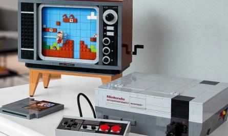 El set LEGO Nintendo Entertainment System estará disponible el 1 de agosto