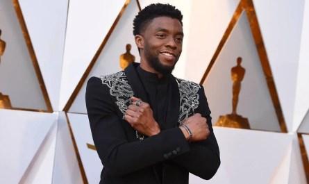 Chadwick Boseman, estrella de Black Panther, muere a los 43 años tras una batalla contra el cáncer de colon