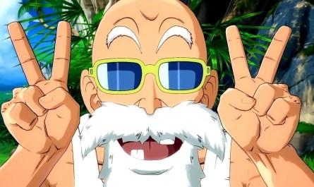 El Maestro Roshi ha sido confirmado para Dragon Ball FighterZ