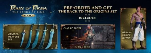 Ubisoft explica la razón detrás del aspecto visual de Prince of Persia Remake