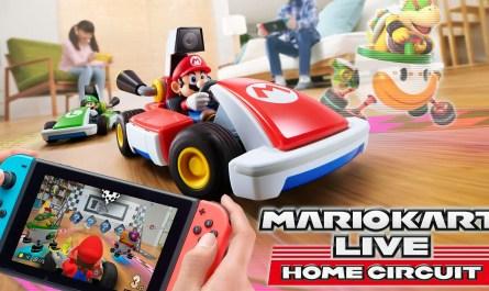 Mario Kart Live Home Circuit se lanzará el 16 de octubre