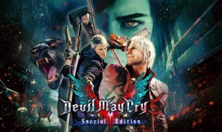 Devil May Cry 5: Special Edition anunciado como un título de lanzamiento digital para PS5 y Xbox Series X