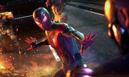 Spider-Man: Miles Morales ya es gold para PS5 y PS4