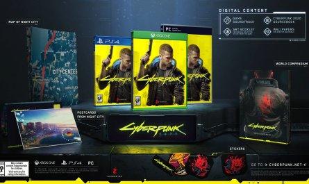 Cyberpunk 2077 ocupará un mínimo de 70 GB en PS4 y vendrá en 2 discos