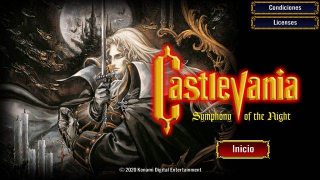 Castlevania: Symphony of the Night ya está disponible para iOS y Android