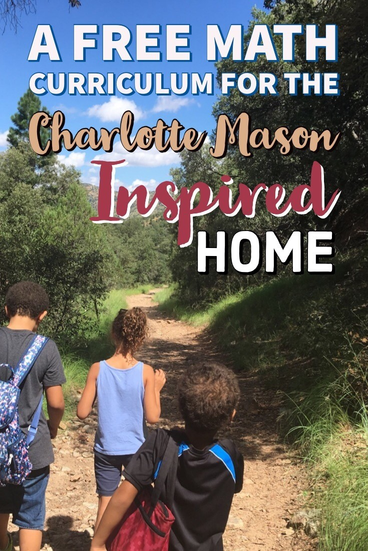 For the Charlotte Mason inspired home, finding a math curriculum can be hard. I think there is a free textbook series that has been overlooked.  Today, I share how this FREE math curriculum  fits into Mason's educational philosophy.   These free textbooks encompass all the core values that Charlotte Mason talks about in the Arithmetic section of Home Education.  It even incorporates narration and dictation activities.  Let's look at the main math topics Charlotte Mason discusses in the Arithmetic section of Home Education and how they connect to Gattegno's textbook.