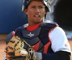 Francisco Mejia – Game Used Exclusive Client for 2017