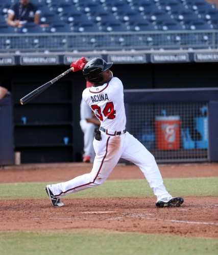 Ronald Acuna-Exclusive Client for the 2018-2021 Seasons