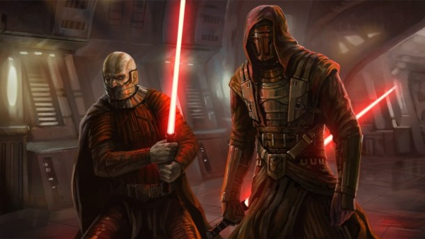 KoToR 3 is coming! I am sure of it! Please....