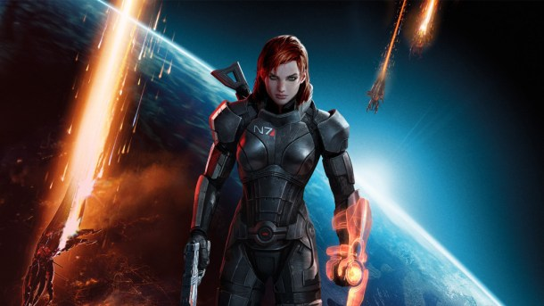 There is always time for Fem Shep