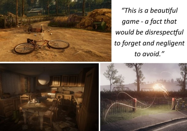 Everybody's Gone to Rapture - Review