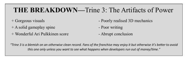 Breakdown Trine