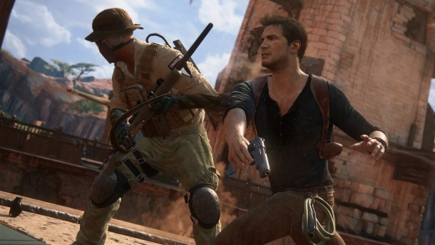 Uncharted 4 - Hands-on Preview