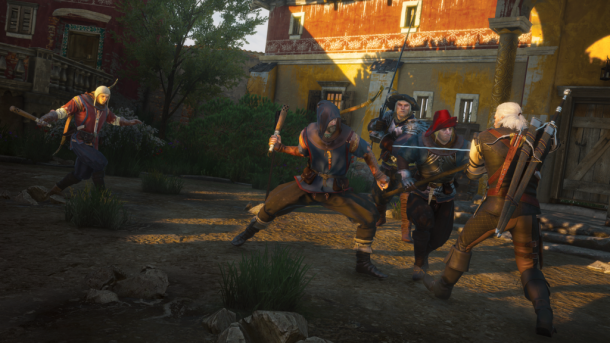 The Witcher 3: Blood and Wine - Preview