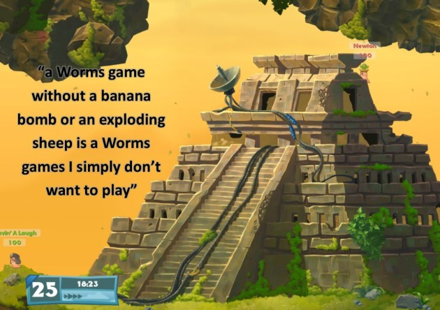Worms W.M.D - Review