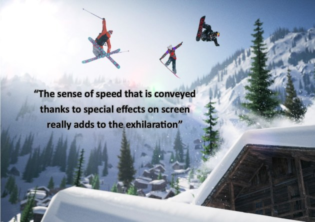 Steep - Review