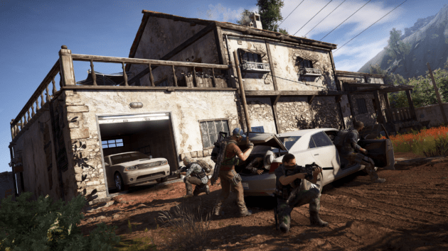 Ghost Recon: Wildlands - Beta Preview