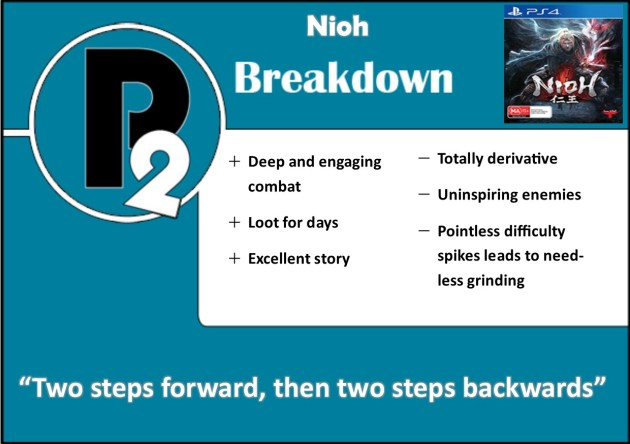 Nioh - Review