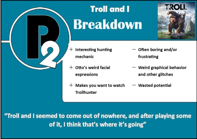 Troll and I - Review