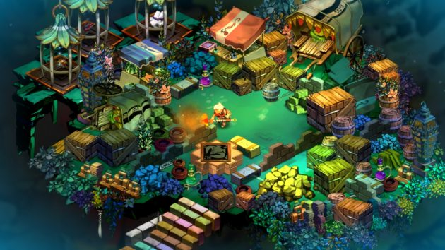 In Case You Missed It - Bastion