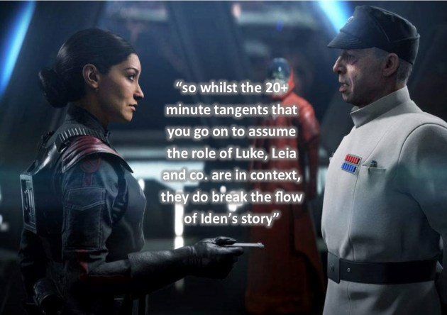 Star Wars Battlefront II - The Single Player Review