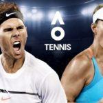 Player 2 Plays - AO Tennis