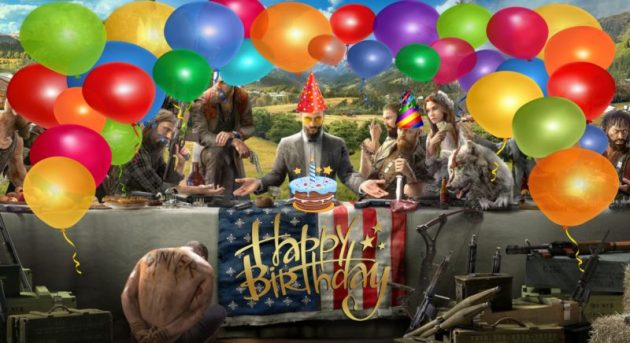 The Player 2 Third Birthday Bash - Giveaway