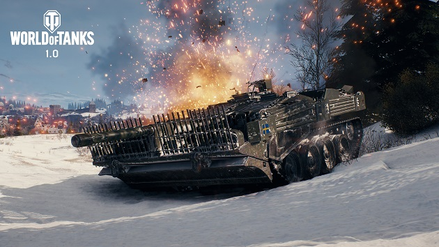 World of Tanks Moves into 1.0