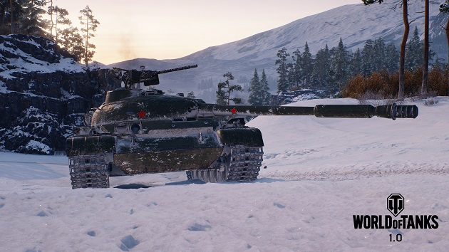 World of Tanks 1.0 - Hands On