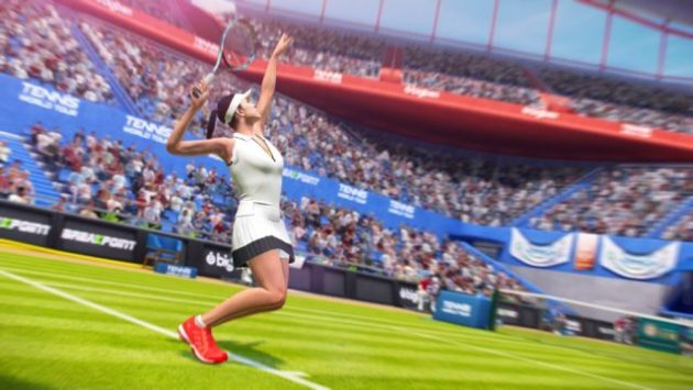 Tennis World Tour - Retired Injured