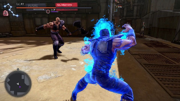 Fist of the North Star - E3 Hands-on