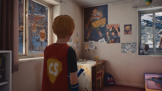 The Awesome Adventures of Captain Spirit - Life After Death