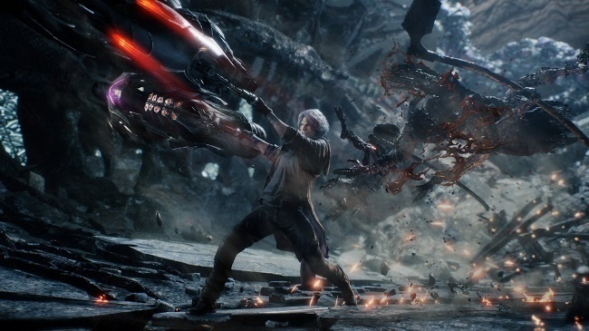 Devil May Cry V - Preview