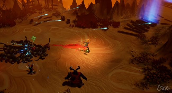 Pagan Online Levels Up into Early Access