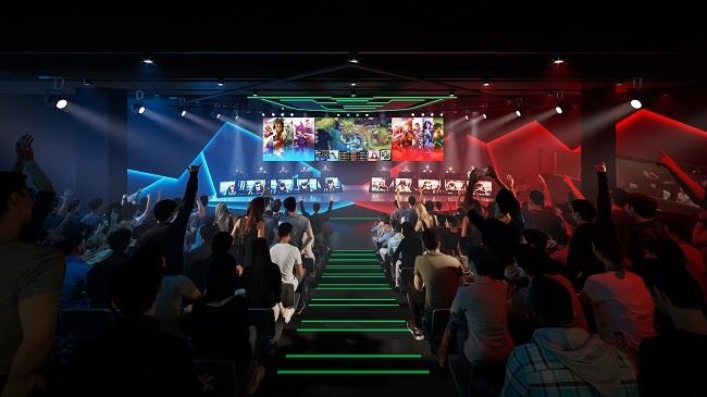 New Esports Entertainment Venue to open in Melbourne CBD