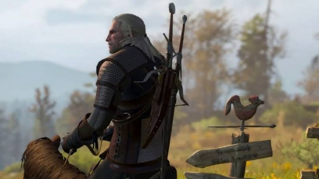The Witcher 3: Complete Edition - Handheld Mode Impressions