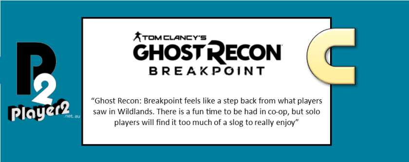 Ghost Recon: Breakpoint - Quantity Over Quality