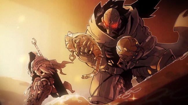 Darksiders Genesis Switch Impressions