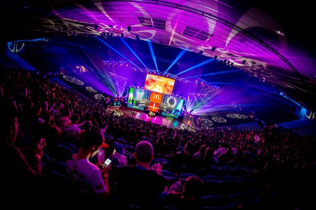 Intel Extreme Masters Heads South