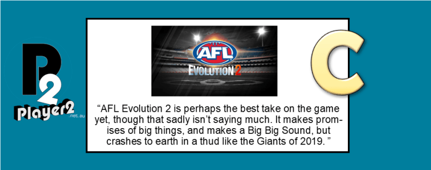 AFL Evolution 2 - Missing The Target