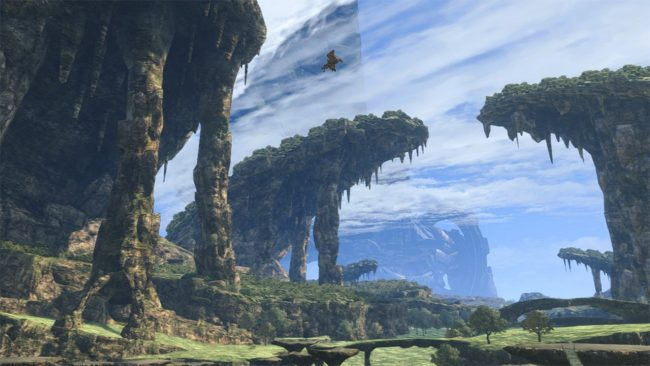 Xenoblade Chronicles Definitive Edition Review - A Classic WiiMade