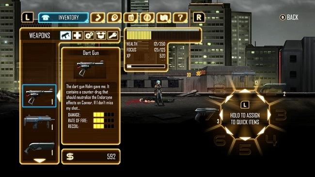Dex - Cyberpunk Metroidvania Role-Playing
