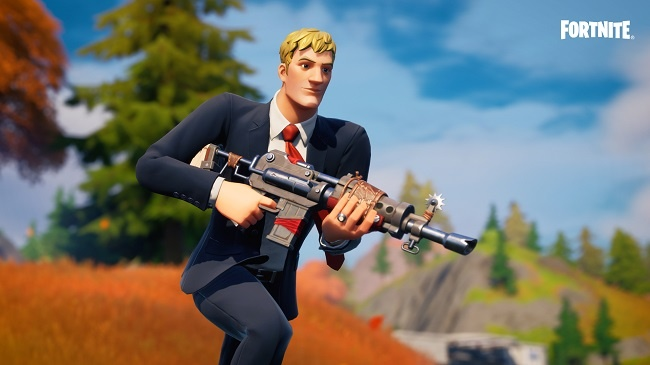 Fortnite Continues to Evolve