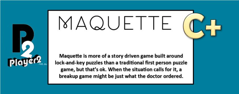 Maquette - When A Molehill Becomes A Mountain