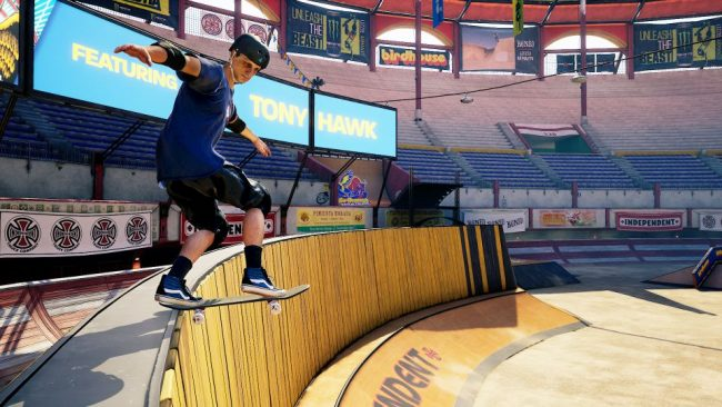 Tony Hawk's Pro Skater 1&2 - Do a High Def Kick Flip