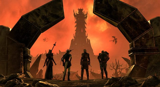 Buddying Up in Blackwood - ESO Heads to Oblivion