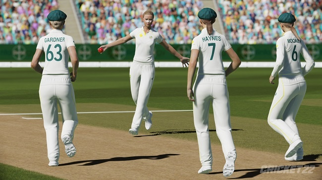 Cricket 22 Hitting Consoles for 6 in November