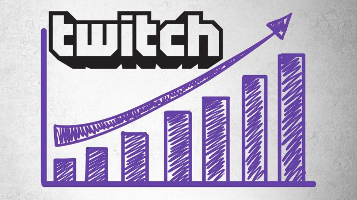 Twitch Now Hosting 1M Game Broadcasters a Month, Ranked 4th in Traffic
