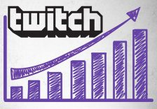 Twitch Streaming Subscribers Games