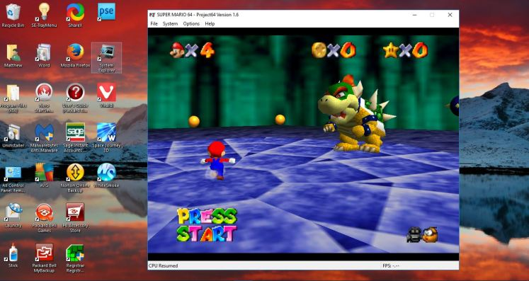 How to Play Retro Nintendo Games in Windows 10